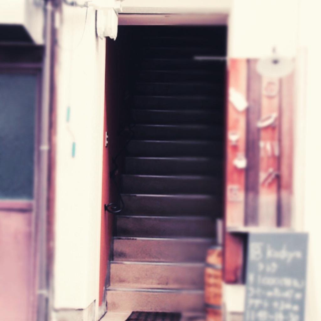 今注目の<上階店>。松山のステキなお店は2階以上にあった