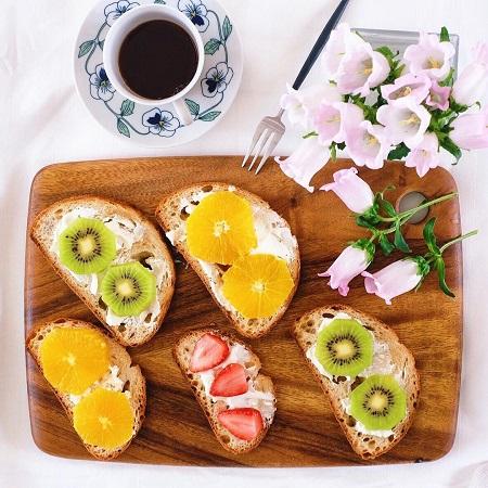朝ごはんがもっと楽しくなる「パンのおとも」