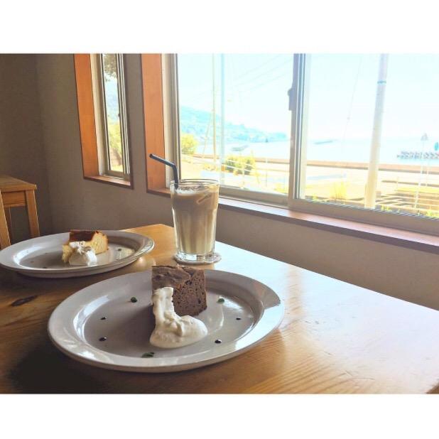 疲れた身体に素敵な景色とご褒美を 日常から離れて過ごすカフェタイム