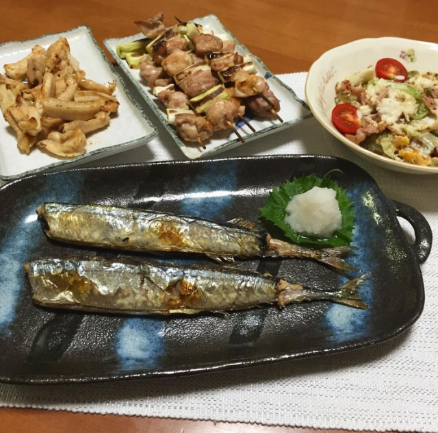 秋刀魚_さんま