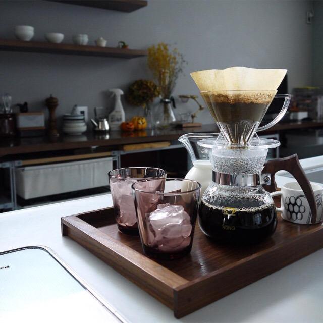 おうちでゆっくりハンドドリップコーヒーを味わおう