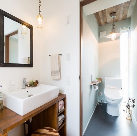 トイレをお気に入りの空間に!トイレのインテリア実例集