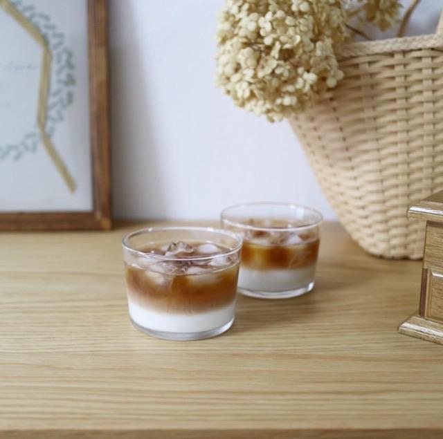 夏におうちで使いたい涼やかグラス